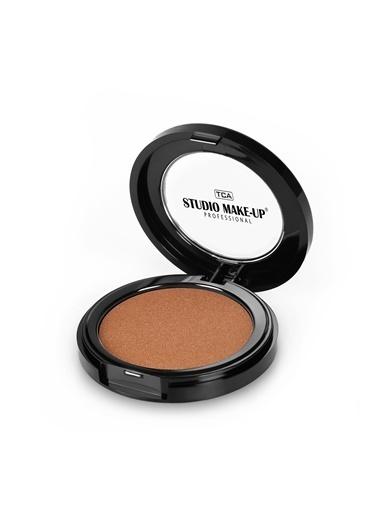 Tca Studio Make Up Eyeshadow W&D 326 Kahve